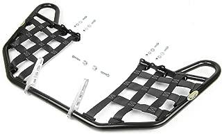 Yamaha Banshee YFZ350 YFZ 350 Nerfbars Atv Nerf Bars Black Bars/Black Nets