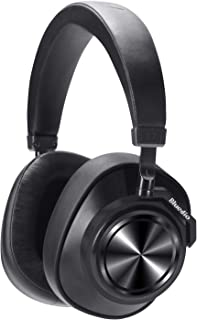 Bluedio T7 Turbine Bluetooth Headphones Custom Active Noise Canceling, 57mm Driver Hi-Fi Stereo & 30Hrs Playtime, Wireless...