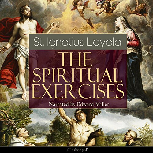 The Spiritual Exercises audiobook cover art