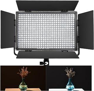 Viltrox Vl-40T,Viltrox VL-40T Professional Ultra-thin LED Video Light Photography LED Fill Light 3300K~5600K Adjustable Double Color Temperature Adjustable Brightness Max 3950 Lumens