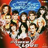 Songtexte von Deutschland sucht den Superstar - Power of Love