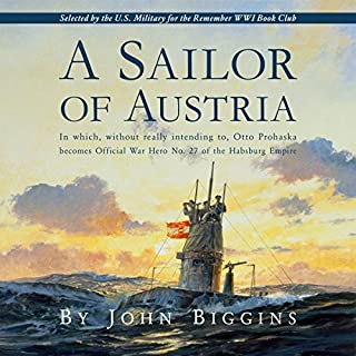 A Sailor of Austria cover art