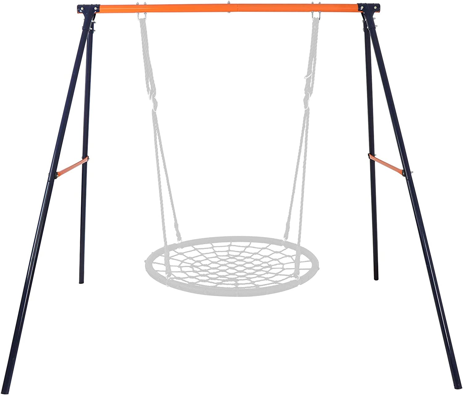 SUPER DEAL Extra Large Heavy Duty All-Steel All Weather A-Frame