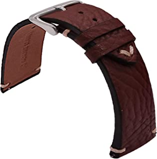 leather calfskin watch band