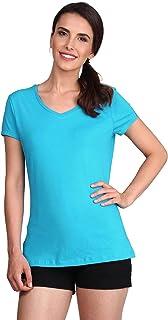 Jockey V Neck T-Shirt For Women