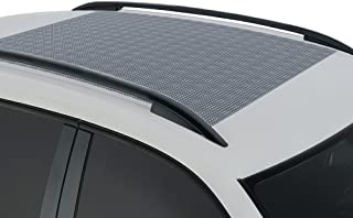 BDK Anti-Slip Rooftop Cargo Mat Protective Liner for Roof Cargo Bags - Rubber Grip Non-Adhesive Scratch-Proof Cushioned Layer (RM-001)