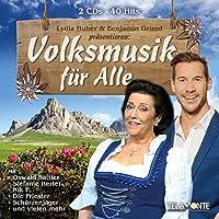 Lydia Huber Und Benjamin Grund Prasentieren: Volksmusik Fur Alle