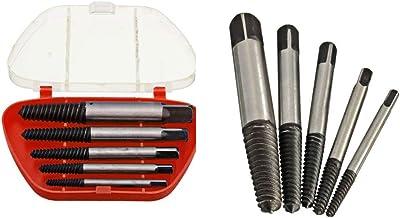 Loboo Idea Ensemble dextracteurs de cl/é cass/ée Ultimate 25 outils pour lextraction dextracteurs de cl/é cass/ée en acier multifonctions