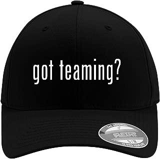 got Teaming? - Adult Men's Flexfit Baseball Hat Cap
