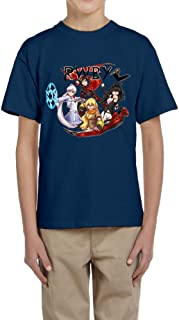 GOOOET Kid's RWBY Volume 4 Cotton T Shirts