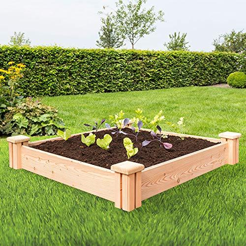 Bio Green Hochbeet Lärchenholz Classic
