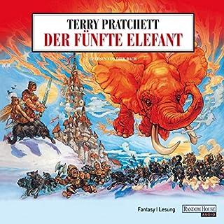 Der fünfte Elefant Titelbild