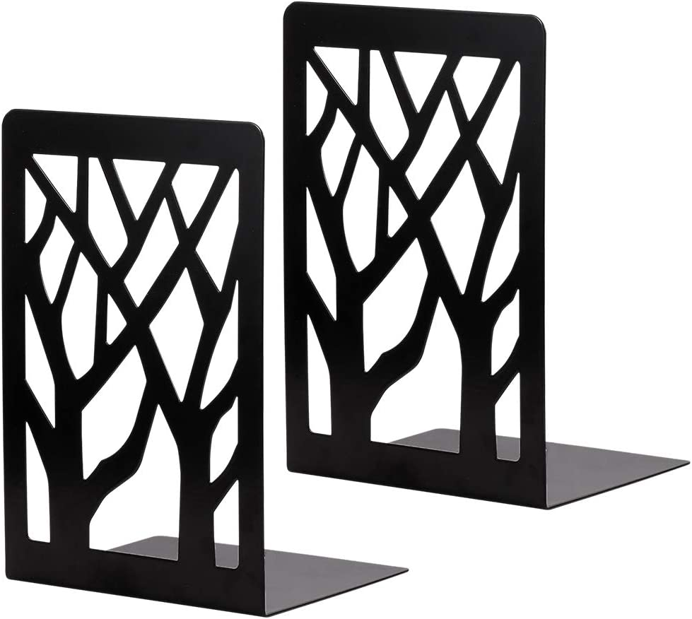Metal Bookends 2021 autumn and winter new Great interest for Heavy Books Shelves - Book Ends