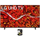 LG 50UP8000PUA 50 Inch 4K UHD Smart webOS TV 2021 Model Bundle with Premium 2 Year Extended Protection Plan