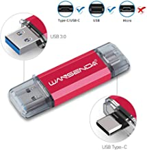 256GB Type-C USB C Flash Drive USB 3.0/3.1 Thumb Drive...