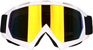 Aooaz Ski Goggles Snow Goggles Anti Fog Uv Protection Anti Slip Strap For Men and Women
