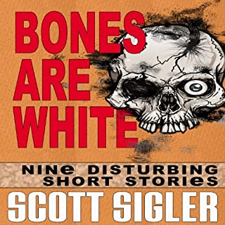 Bones Are White cover art