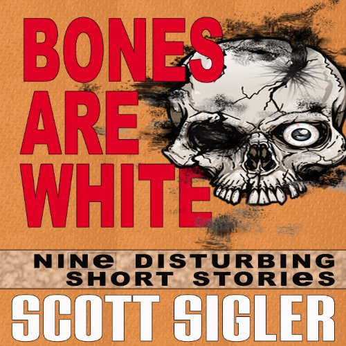 Bones Are White audiobook cover art
