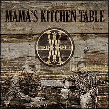 Mama's Kitchen Table - Single