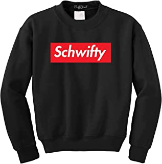 Let's Get Schwifty Premium Sweatshirt - Unisex Crewneck