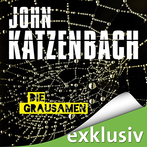 Die Grausamen audiobook cover art
