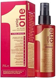 revlon Uniq One All In One Hair Treatment Leave In Serum - 150ml