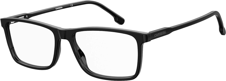 Carrera Tulsa Mall Max 79% OFF CARRERA 225 Black 56 145 Eyewear men Frame 17