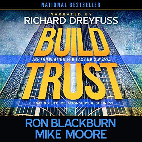 Build Trust audiobook cover art