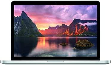Apple MacBook Pro 15-Inch Retina Laptop Quad i7 2.7GHz / 16GB DDR3 Ram / 1TB Flash SSD / Geforce 650M 1GB Video / OS X Sierra / Thunderbolt / HDMI / USB 3.0 (Renewed)