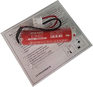 Maxell Battery - ER6C - 14500 AA - 3.6V - 1800mAn - PLC Lithium Battery Plug