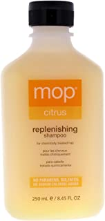 MOP Citrus Replenishing Shampoo for Unisex 8.45 oz Shampoo