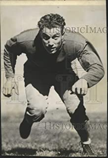 Historic Images - 1953 Press Photo Brooklyn Dodgers Football Player and Wrestler Frank Stojack