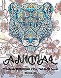 Livre de coloriage pour les enfants - Mandala - Animal (French Edition)