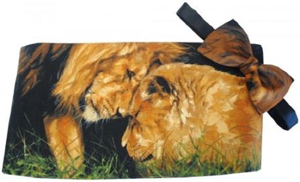 Fresno Mall Zoofari Lion's Den Safari Now free shipping Tuxedo Cummerbund Tie Set and Bow