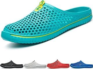 Garden Clogs Shoes Walking Sandals Quick Dry Non-Slip Floor Bath Slippers