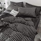 Set de Fundas Reversibles para edredón-Otoño e invierno más terciopelo de la leche de terciopelo ropa de cama funda nórdica cama individual niño individual funda de almohada ropa de cama regalo-L_Hoj