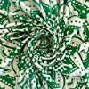 momomus Arazzo Mandala - Colorato - 100% Cotone, Grande, Multiuso - Arazzi da parete grandi - Stampe / Arredamento / Decorazioni per la Casa, Camera da letto o Muro - Telo Xxl, Verde 210x230 cm #4