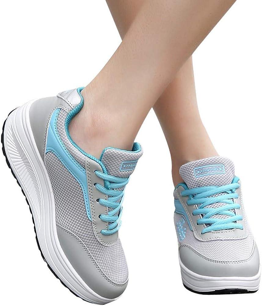 Tavorpt Walking Shoes Womens Athletic Running Comfortable Work S