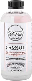 Artists' Grade Gamsol Oil Color Size: 16 oz