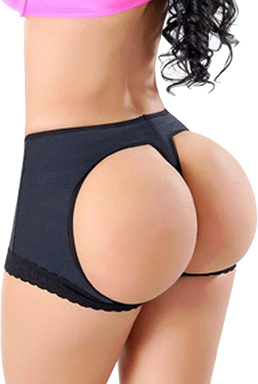 At the price of surprise FLORATA Women's Butt Lifter Body Hip Enhancer B OFFicial shop Shaper Underwear