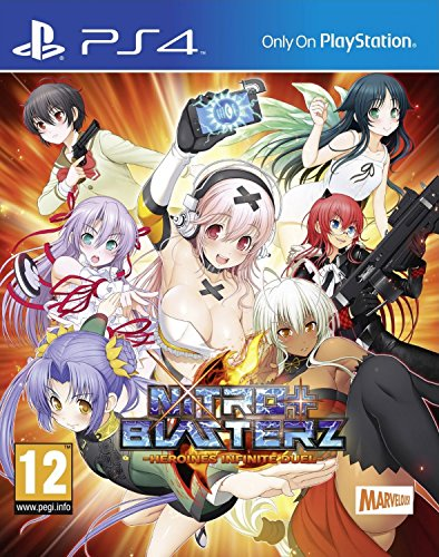Nitroplus Blasterz: Heroines Infinite Duel - [Edizione: Spagna]