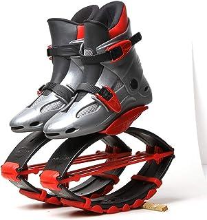 Smx Adolescentes/jóvenes Jumps Zapatos de Rebote Zapatos de Fitness para niñas Botas de Gravedad Botas de Rebote para niños Rango de Carga de peso50-70 kg