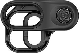 Olloclip Connect X - Clip para Lentes de Cámara para Móvil y Smartphone Compatible Exclusivamente con iPhone XS Sistema Connect X - Negro