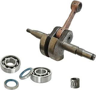 jrl 2par rodamientos de cigüeñal y retén de aceite para Husqvarna 362365371372372X P