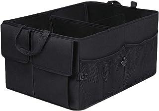 Blesiya Truck Car Boot Organiser Folding Storage Bag, Tidy Storage Trunk Organizer, Flexible, Easy to Use