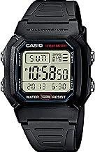 Casio Collection  W-800H-1AVES, Reloj Digital Unisex, Negro