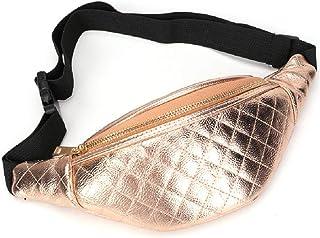 Waist Bag For Women Gold
