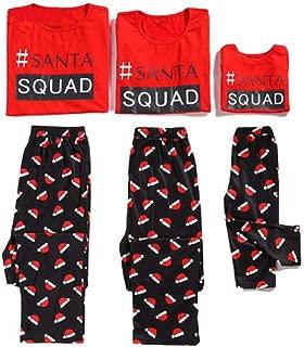 Matching Family Pjs Christmas Entire Family Jammies Cotton Pajamas Sets Best Kids Sleepwear Xmas A6