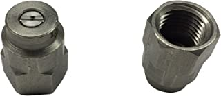 General Pump 915035F High Pressure Spray Tips, 15 Degree, 3.5, 1/4