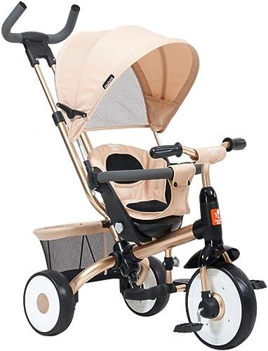 artículos de promoción Niños triciclo, 0-4 años carro de bebé bebé bebé Multifunción bicicleta bebé Niño coche bicicleta  diseño único
